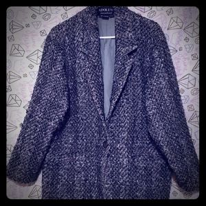 ADOLFO international blazer
